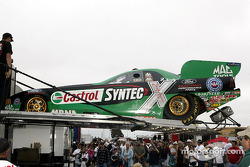 John Force's Funny Car