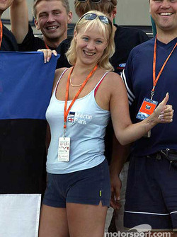 Markko Martin's fan