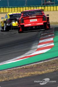 DTM Fotos - Peter Dumbreck, OPC Team Phoenix, Opel Astra V8 Coupé 2003