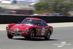 #22 1953 Alfa-Romeo 6C 3000CM