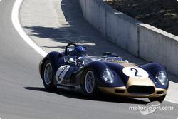 #2 1958 Lister-Jaguar