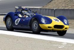 #18 1958 Lister-Jaguar
