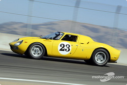 #23 1964 Ferrari 250 LM driven by John McCaw