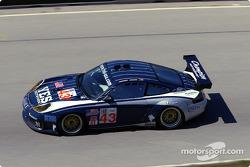 #43 Orbit Racing Porsche 911 GT3 RS: Marc Lieb, Peter Baron