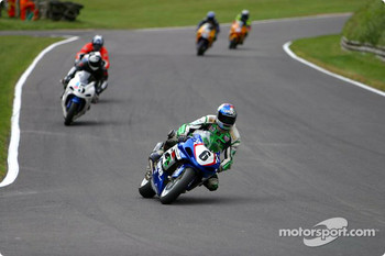 Darren Cooper leads Simon Templeman - SuperStock