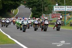 BSB Race 1 Start