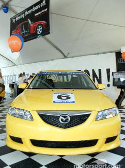 Mazda show car