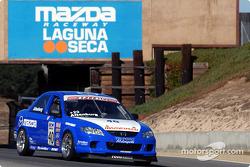 Speed Touring Car polewinner Jeff Altenburg