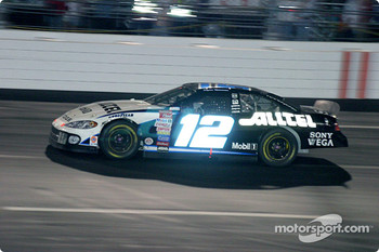 Ryan Newman under the lights