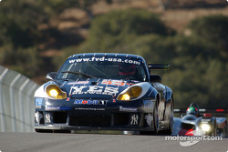 #43 Orbit Racing Porsche 911 GT3RS: Leo Hindery, Peter Baron