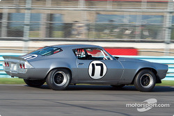 #17 1970 Chevrolet Camaro, owned by Sean Ryan