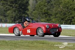 #16 1957 Triumph TR3