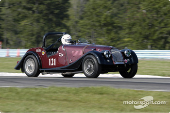 #121 1965 Morgan Plus 4