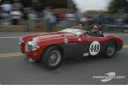 #449 1956 Austin Healey 100M