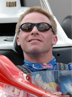David Donohue in his fathers Penske PC1