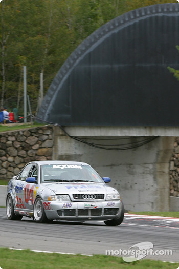 #04 Istook/Aines Motorsport Group Audi S4: Don Istook, Steve Olsen, Joe Masessa
