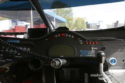 Porsche Fabcar cockpit