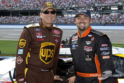 Dale and Jason Jarrett