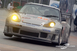 #42 Orbit Racing Porsche 911 GT3RS: Jay Policastro, Joe Policastro