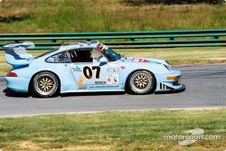 #07 G&W Motorsports Porsche: Steve Marshall, Danny Marshall, Shawn Bayliff
