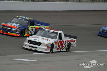 Carl Edwards and Matt Crafton