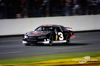 Richard Childress drives the Dale Earnhardt Tribute Car