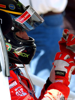 Skaife prepares for his shot at pole position