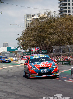 Ingall started from the front and didn't look back