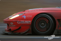#80 Veloqx Care Racing Racing Ferrari 550 Maranello: Peter Kox, Tim Sugden