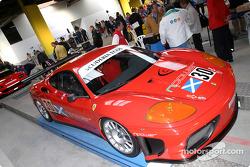 #30 Scuderia Ecosse Ferrari Modena