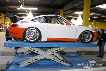 #36 Sebah QM Engineering Ltd Porsche GT3-RS