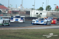 85 Jaguar XJR-7, GTP2 17 84 Porsche 956, GTP2 12 92 Intrepid GTP GTP1 63 85 Argo JM19C, GTP4