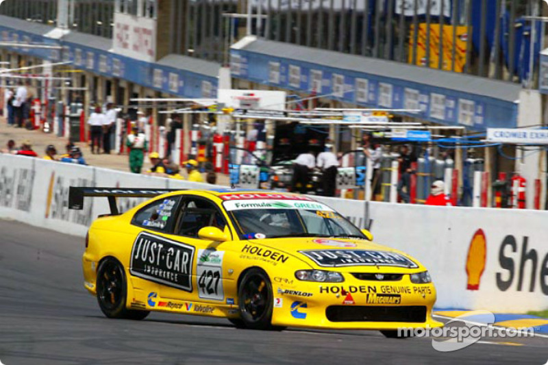 427 Garry Rogers Motorsport Holden Monaro CV8: Nathan Pretty, Garth ...