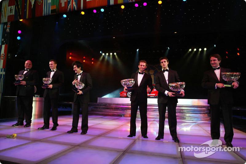 Sportscar winners