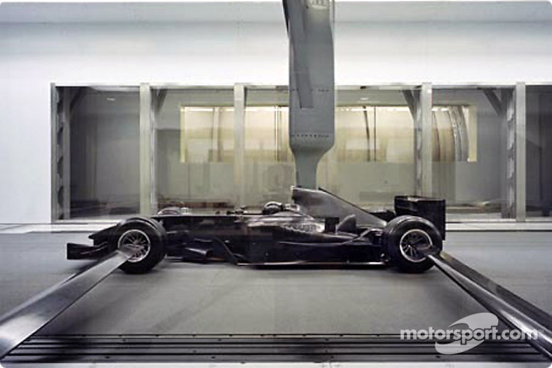 Sauber aerodynamicists will work mainly on 60% models