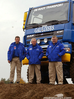 Gerardus de Rooy, Tom Colsoul and Arno Slaats