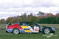The Cadillac CTS-V SCCA Pro Racing SPEED World Challenge GT