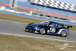 #83 Cirtek Motorsport Porsche GT3 RS: Frank Mountain, Rob Wilson