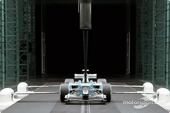 HRT will use Mercedes windtunnel
