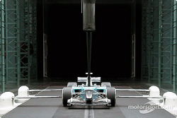Windtunnel - Inside the test section