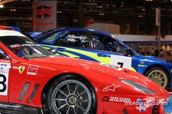 Prodrive stand at Autosport International