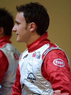 Toyota Drivers Academy: Franck Perera