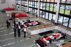 F1 Workshop - Assembly bay