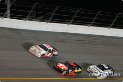 Mike Skinner, Jamie McMurray and Ryan Newman