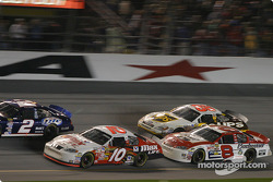 Restart: Rusty Wallace, Mike Skinner, Dale Earnhardt Jr. and Dale Jarrett