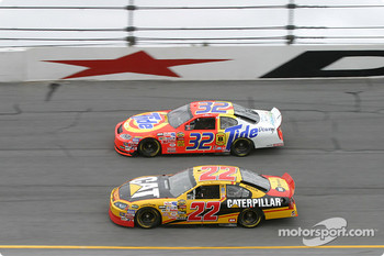 Scott Wimmer and Ricky Craven