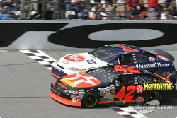 Jamie McMurray and John Andretti