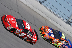 Kasey Kahne and Terry Labonte