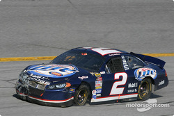 Rusty Wallace goes back to pit