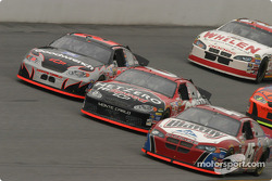 Kyle Petty, Ward Burton and Kevin Harvick
